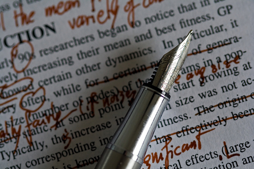 Feedback and Revision – A Module from Eli Review | The Writing Campus