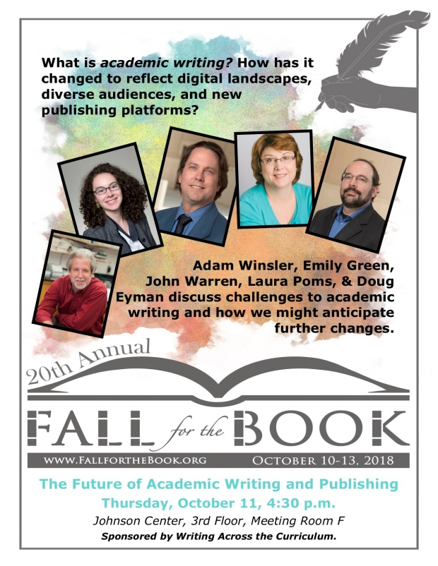 FftB Flyer - Academic Publishing