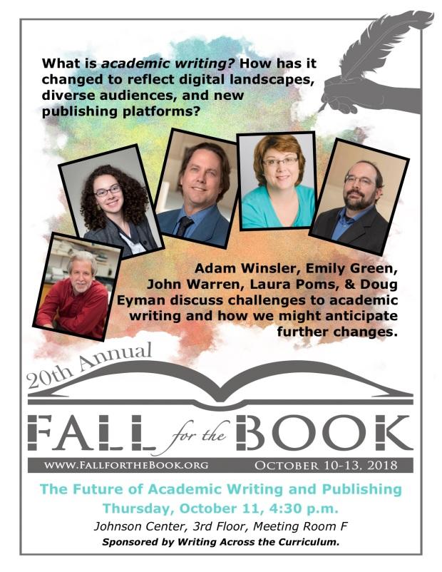 FftB Flyer - Academic Publishing